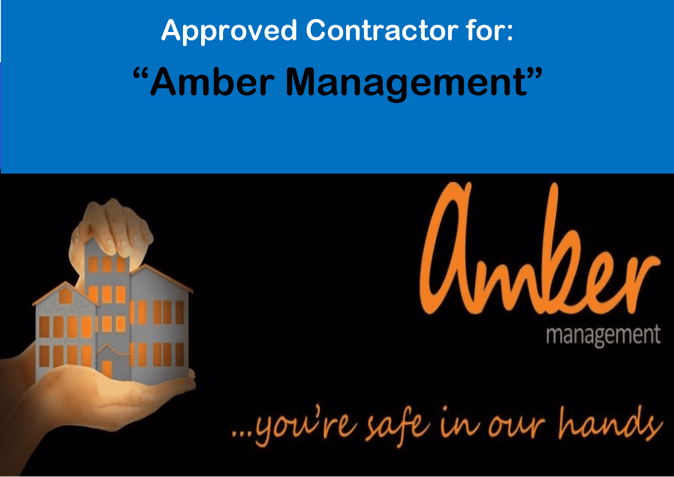 Amber Property Management Logo