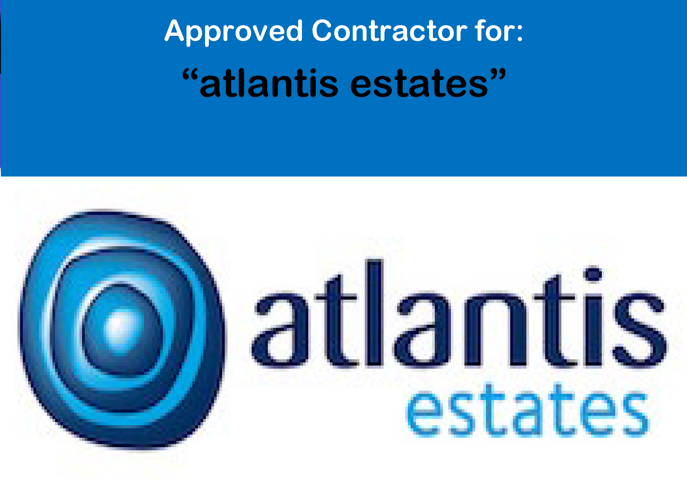 Atlantis Estates Property Management Logo