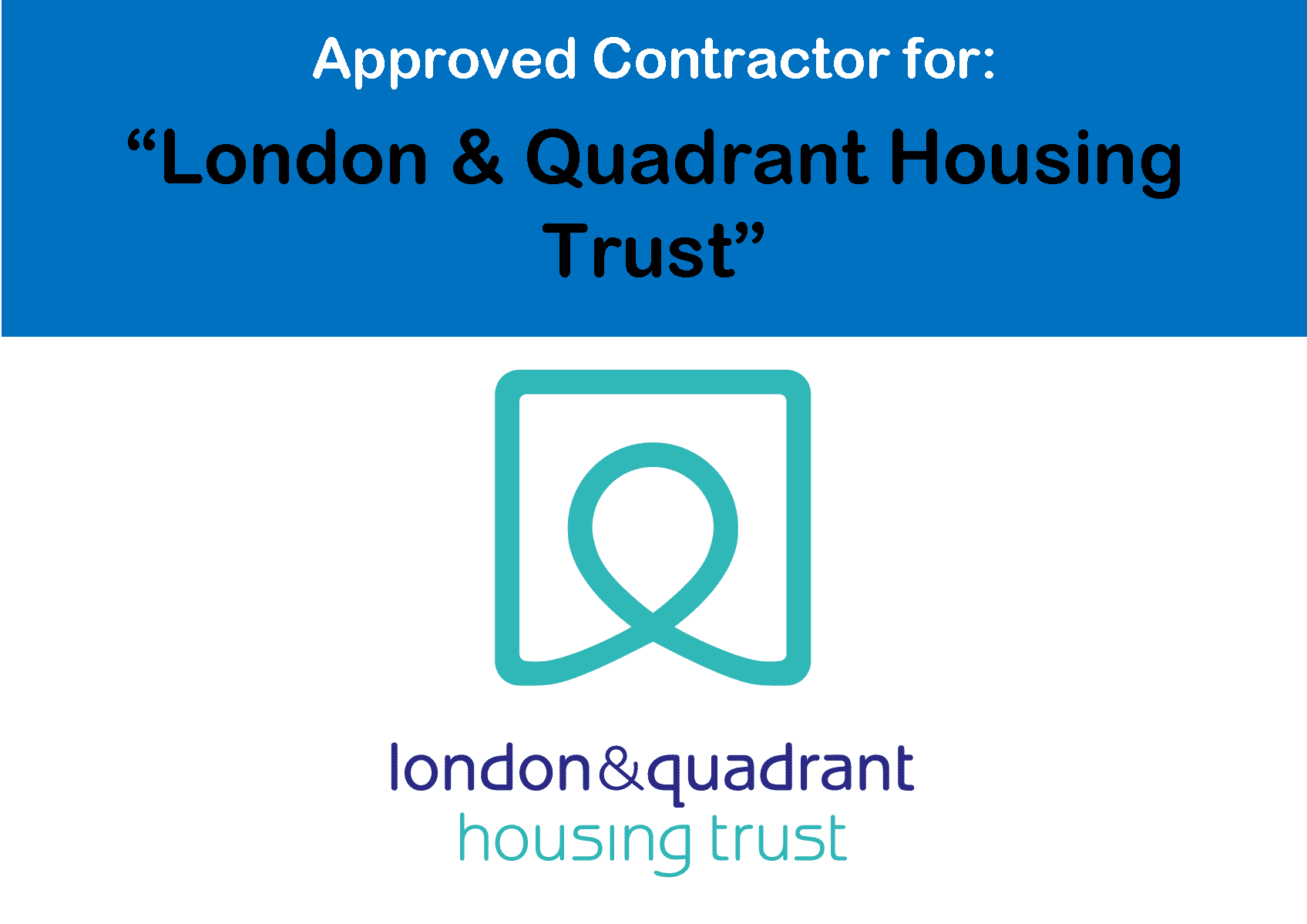 London _ Quadrarnt Housing Trust Logo