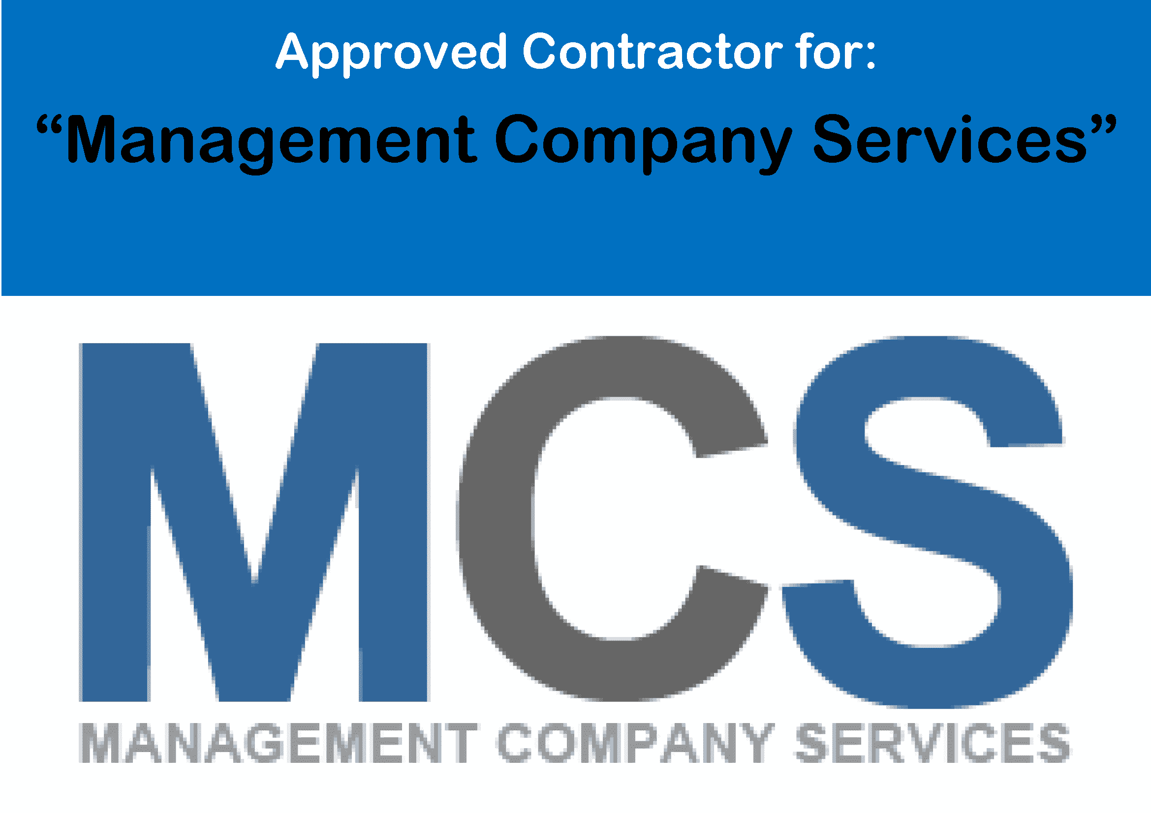 MCS (Management Company Services) Logo