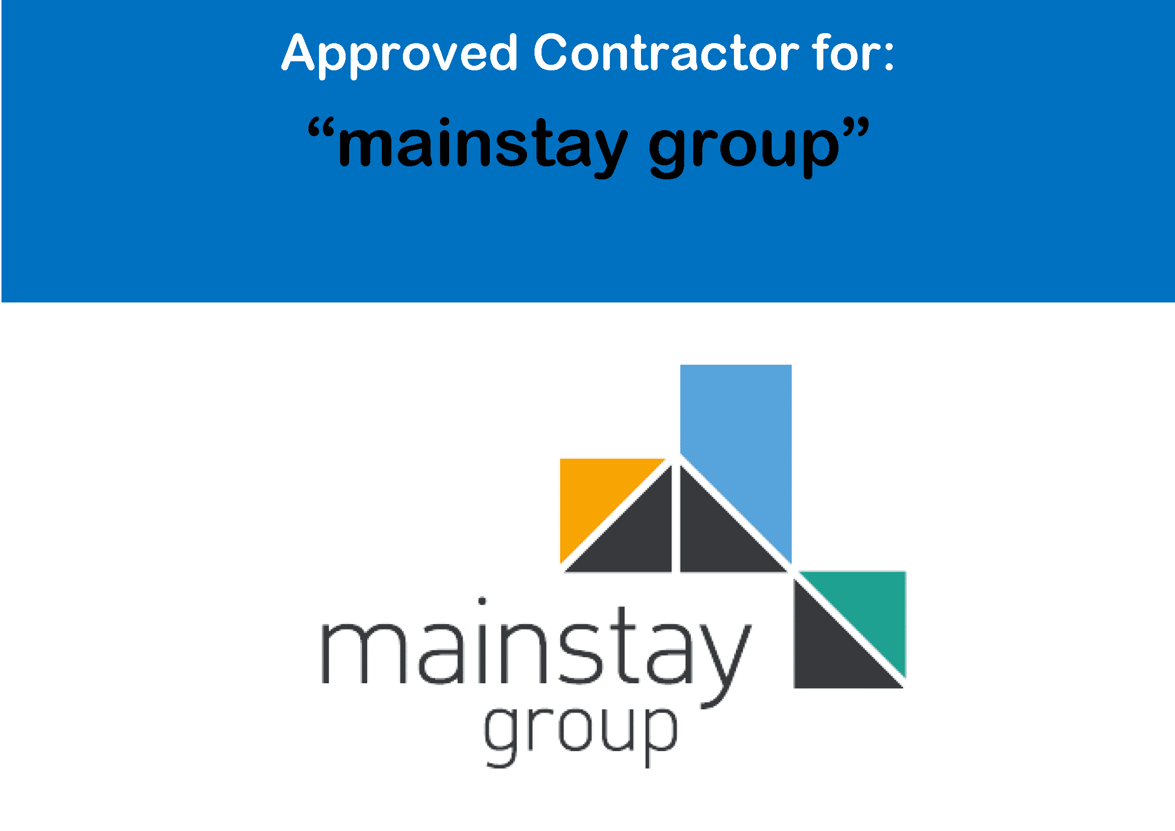 Mainstay Property Management Logo